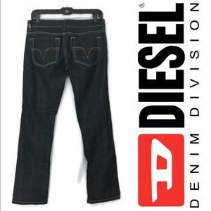 Diesel LIV Women's Jeans Size 26 Made In Italy